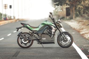 Kabira Mobility KM 4000