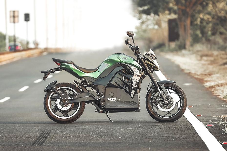 Kabira Mobility KM 4000 STD