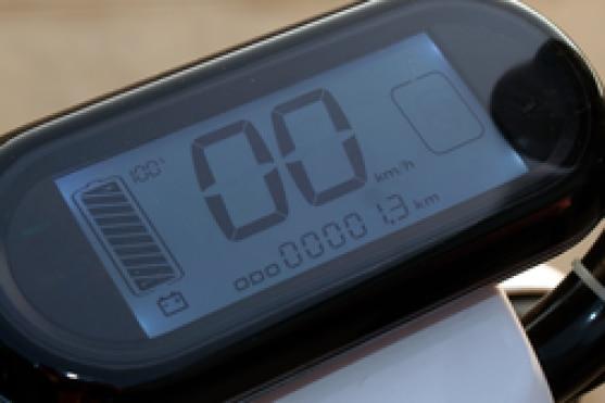 Kabira Kollegio Neo Speedometer