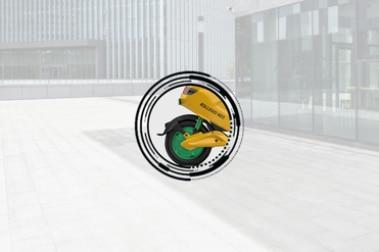 Kabira Mobility Kollegio Neo Rear Tyre View