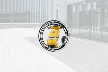 Kabira Mobility Kollegio Neo Head Light