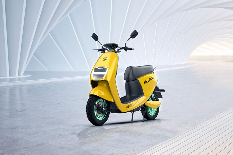 Kabira Mobility Kollegio Plus Right Side View