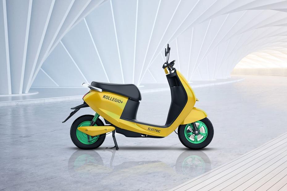 Kabira Mobility Kollegio Plus Left Side View