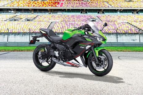 Kawasaki Ninja 650 BS6