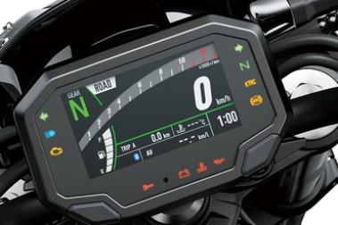 कावासाकी जेड900 स्पीडोमीटर
