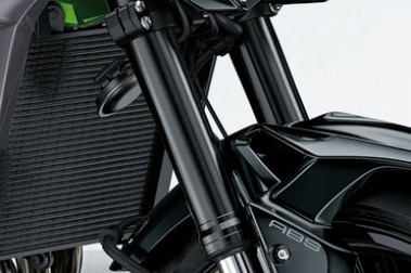 Kawasaki Z900 Front Mudguard & Suspension