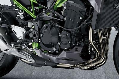 Kawasaki Z900 Engine