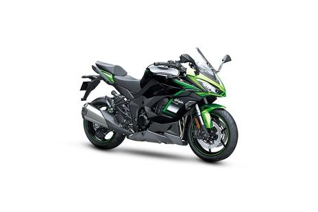 Kawasaki Ninja 1000SX Emerald Blazed Green
