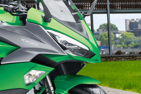 Kawasaki Ninja 1000 Head Light