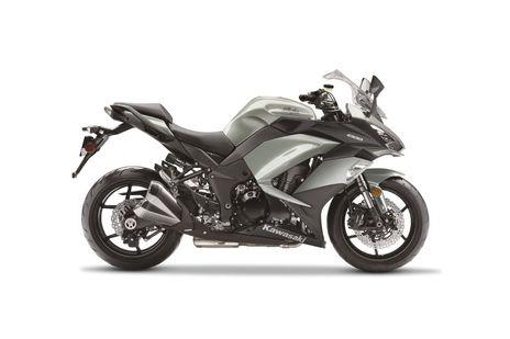 Kawasaki Ninja 1000 Limited Edition Silver