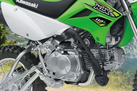 Kawasaki KLX 110 Engine