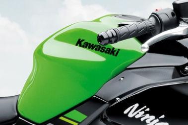 Kawasaki Ninja 650 Fuel Tank