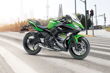 Kawasaki Ninja 650 (2011-2020)