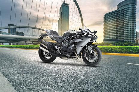 Kawasaki Ninja H2 STD BS6