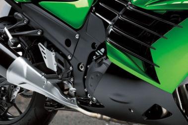 Kawasaki Ninja ZX 14R Engine