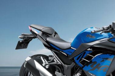 Kawasaki Ninja 300 Seat