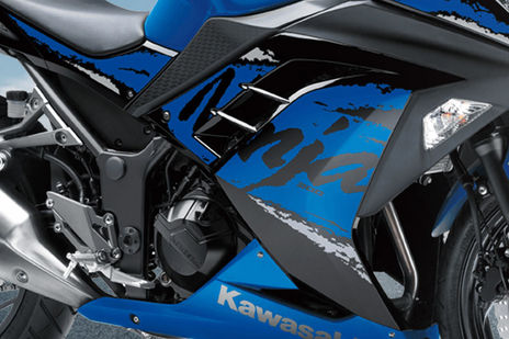 Kawasaki Ninja 300 Engine