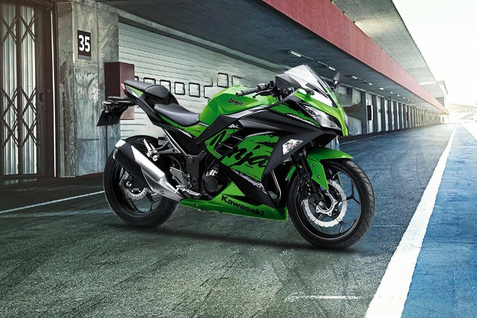 Kawasaki Ninja 300 Price Mileage Images Colours Specs Reviews
