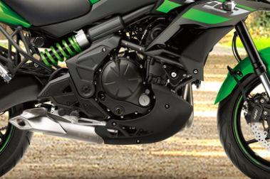 Kawasaki Versys 650 Engine
