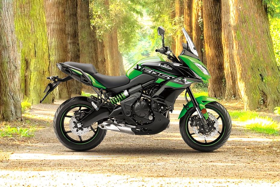 Kawasaki Versys 650 Right Side View