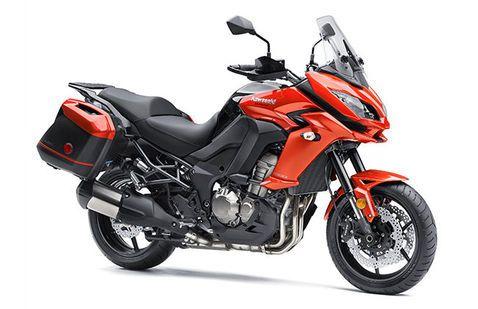 Kawasaki Versys 1000 (2014-2018)