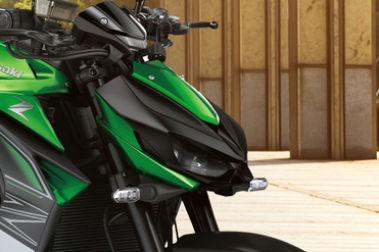 Kawasaki Z1000 Head Light