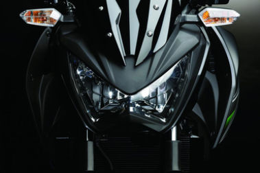 Kawasaki Z250 Head Light