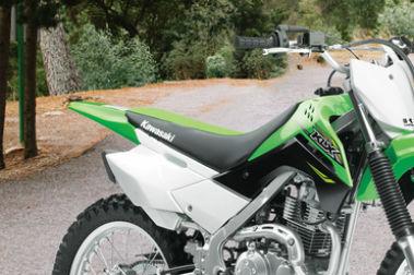 Kawasaki KLX 140 Seat