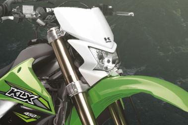 Kawasaki KLX 450R Head Light