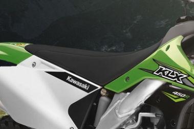 Kawasaki KLX 450R Engine
