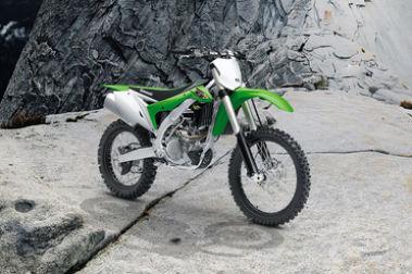 Kawasaki KX 450F Front Right View