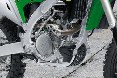 Kawasaki KX 450F Engine