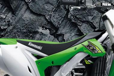 Kawasaki KX 450F Seat