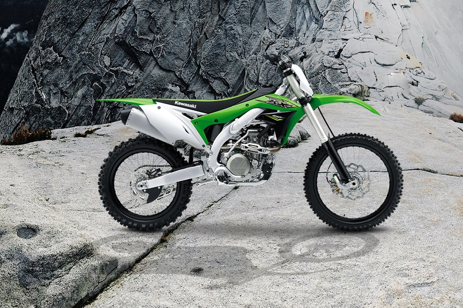 Kawasaki KX 450F Right Side View