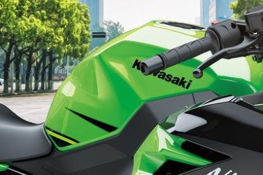 Kawasaki Ninja 400 Fuel Tank