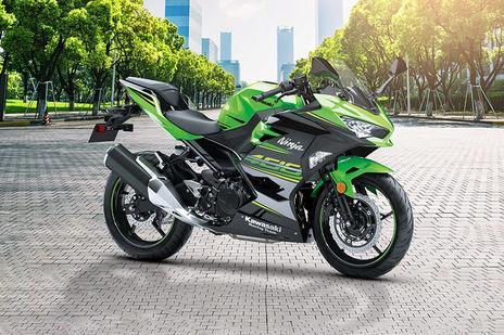 Kawasaki Ninja 400 Images Check Out Exclusive Pictures Gaadi