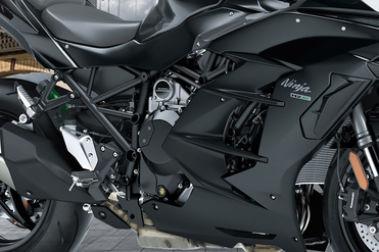 Kawasaki Ninja H2 SX Engine