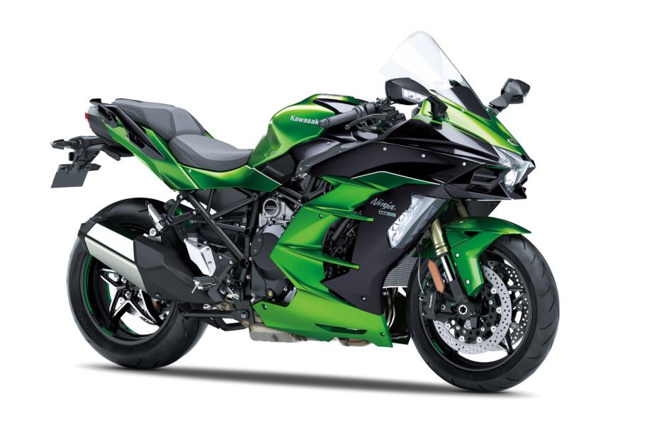 Kawasaki Ninja H2 SX SE BS6