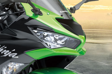 Kawasaki Ninja ZX-6R Head Light