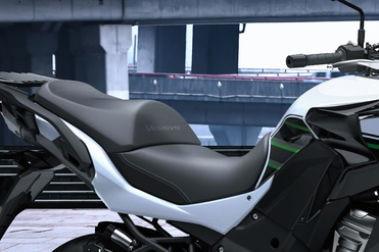 Kawasaki Versys 1000 Seat