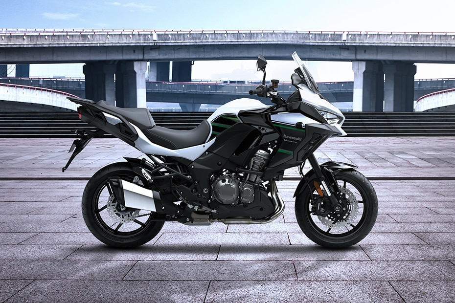 Kawasaki Versys 1000 Right Side View