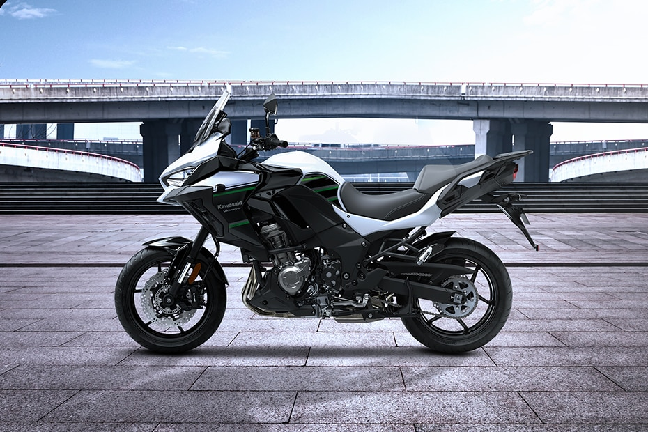 Kawasaki Versys 1000 Left Side View