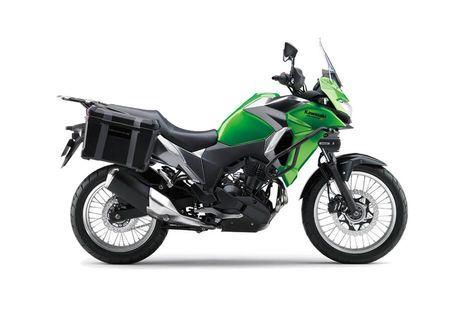 Kawasaki Versys X 300 Green