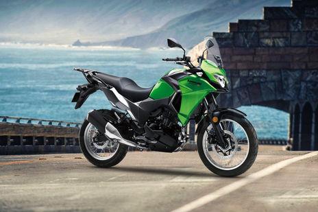 Kawasaki Versys X 300 Price In Nagpur Inr 469000 Get On Road