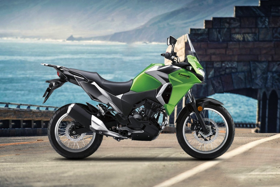 Kawasaki Versys X 300 Right Side View