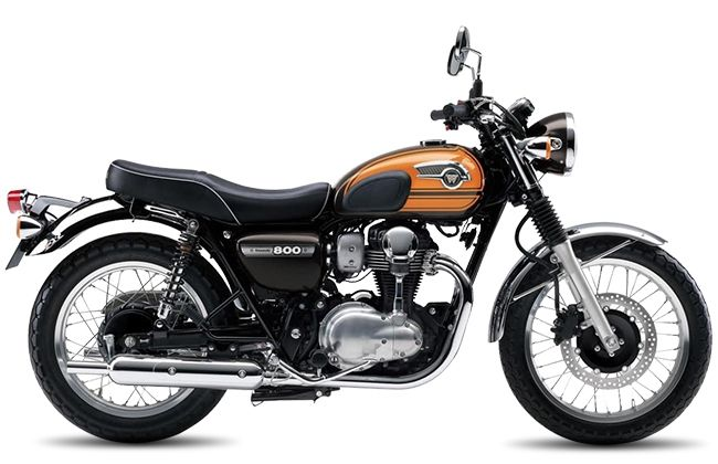 Kawasaki W800 Price Specs Mileage Reviews Images