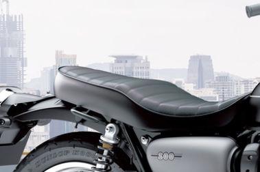 Kawasaki W800 Street Seat
