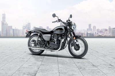 Kawasaki W800 Street Front Right View