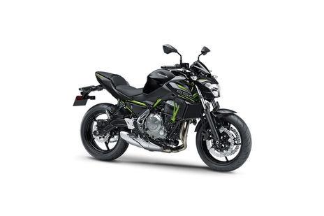 Kawasaki Z650 (2017-2020)