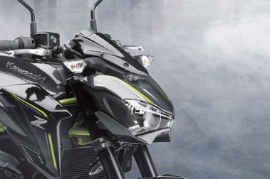 Kawasaki Z900 Head Light